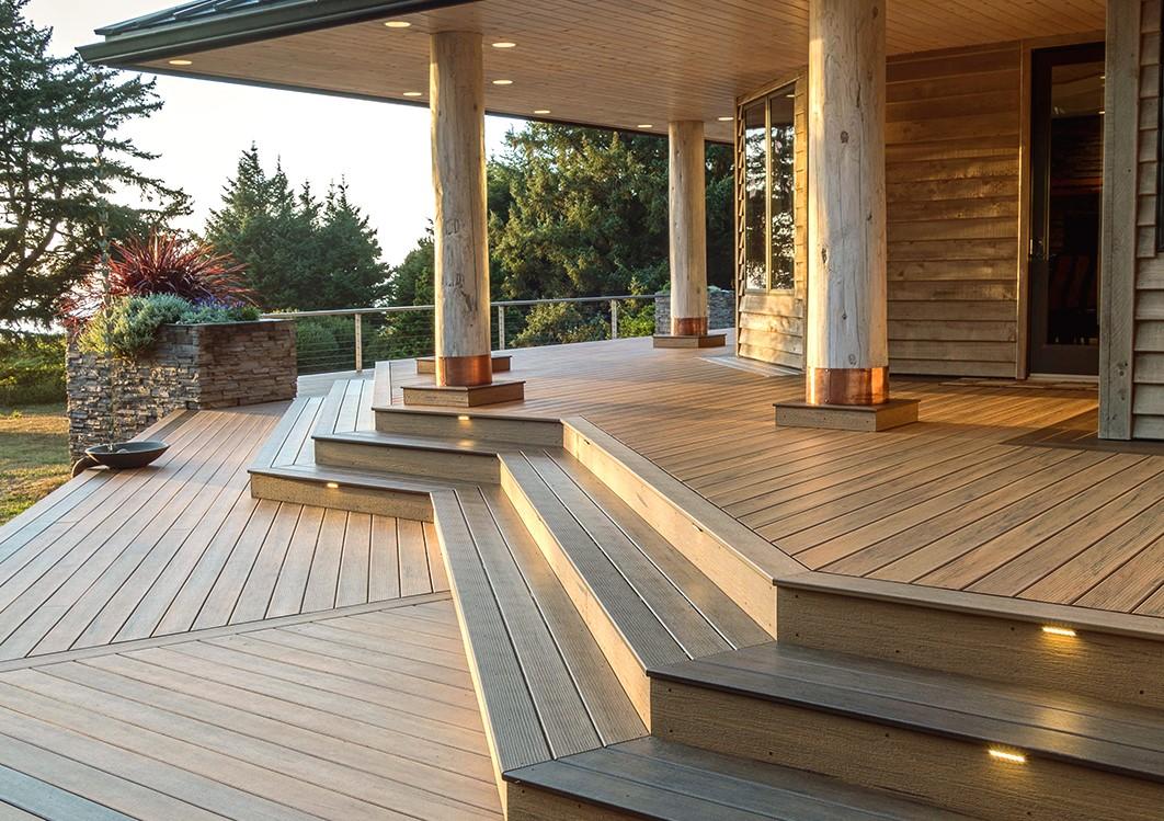 TimberTech Deck Inspiration