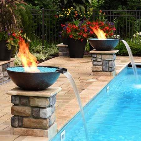 HPC Fire Inspired Fire Pits Family Image