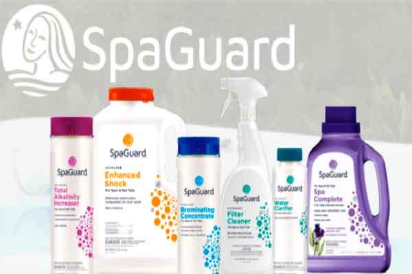 SpaGuard Spa Care Family Image