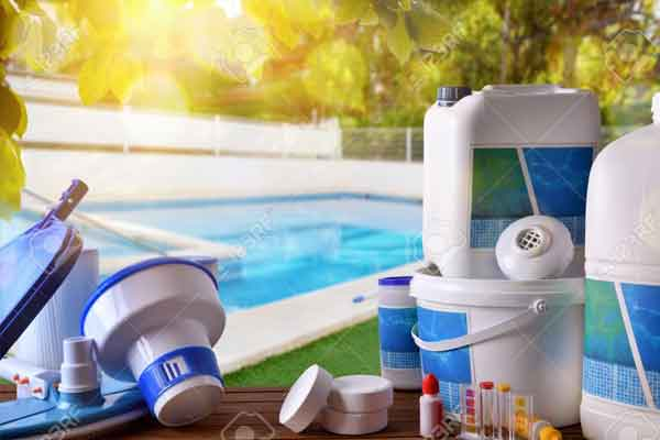 Swimming Pool Services Family Image