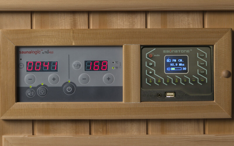 Finnleo Sauna Controls