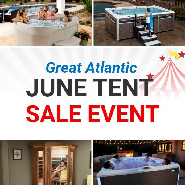Great Atlantic Tent Sales Event