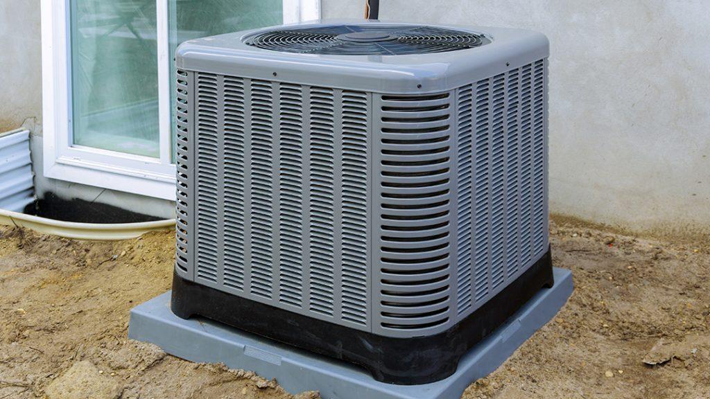 Showing an HVAC Installation