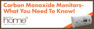 Carbon monoxide monitors-What you need to know!