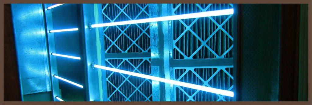 image of UV light