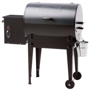 Traeger Grills Tailgater Wood Pellet Grill - Blue