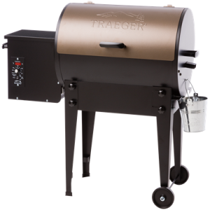 Traeger Grills Tailgater Wood Pellet Grill - Bronze