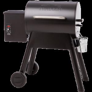 Traeger Grill Bronson 20 Wood Pellet Grill - Black