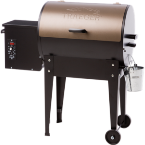 Traeger Grills Junior Elite 20 Wood Pellet Grill