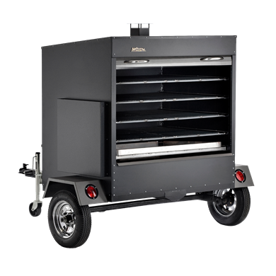 Traeger Grills Large Commercial Trailer Wood Pellet Grill