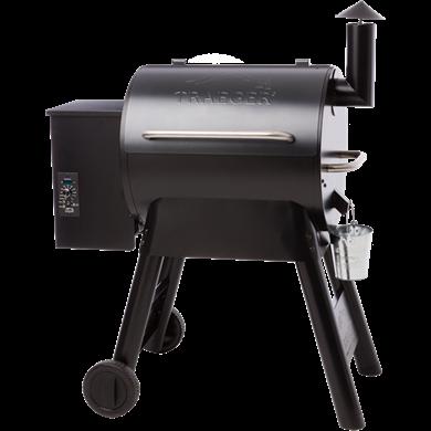 Traeger Grills Pro Series 22 Wood Pellet Grill - Blue