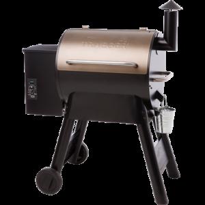 Traeger Grills Pro Series 22 Wood Pellet Grill - Bronze