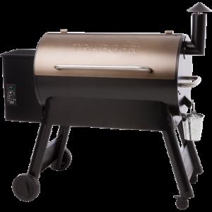 Traeger Grills Pro Series 34 Wood Pellet Grill - Bronze