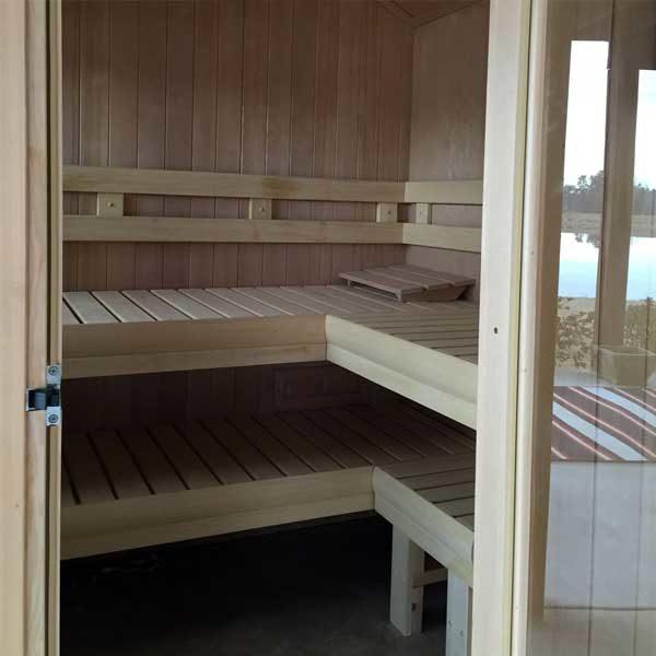 Finnleo Sisu Outdoor Sauna