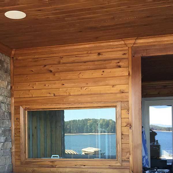 Finnleo Outdoor Custom Cut Sauna