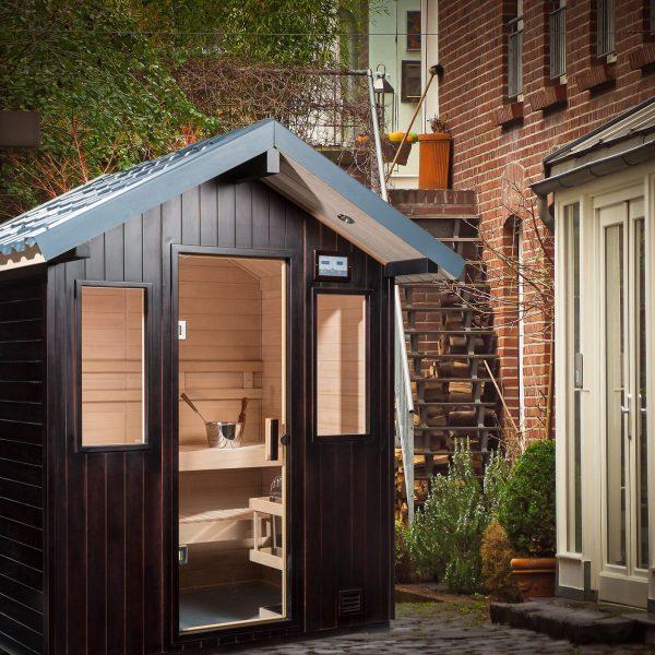 Finnleo Terrace Outdoor Sauna