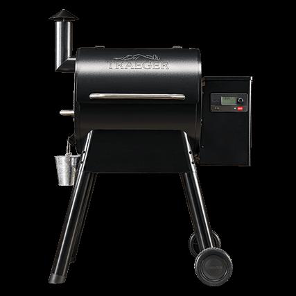 Traeger Grills Pro 575 Wood Pellet Grill - Black