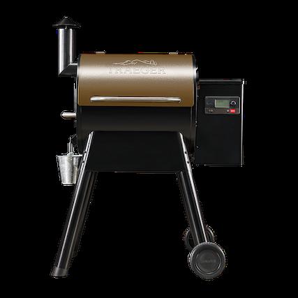 Traeger Grills Pro 575 Wood Pellet Grill - Bronze