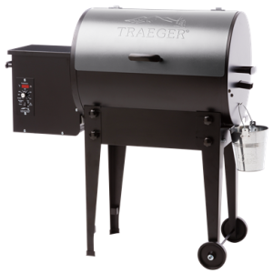Traeger Grills Tailgater Wood Pellet Grill - Silver