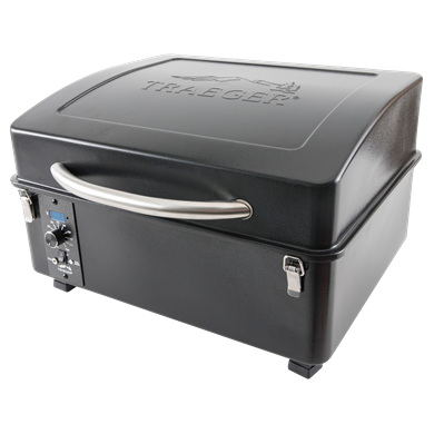Traeger Grills Scout Wood Pellet Grill