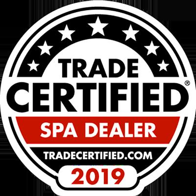 Trade Certified Badge Logo