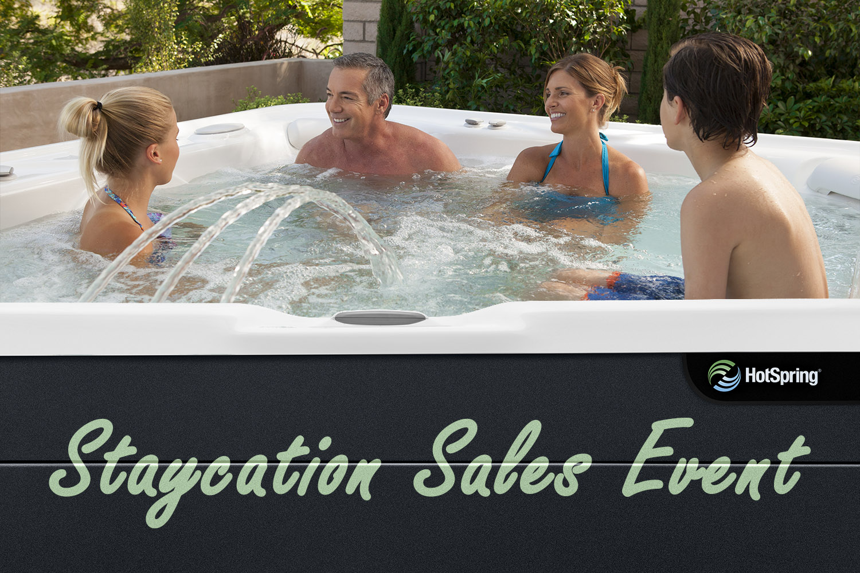 Staycation Sale