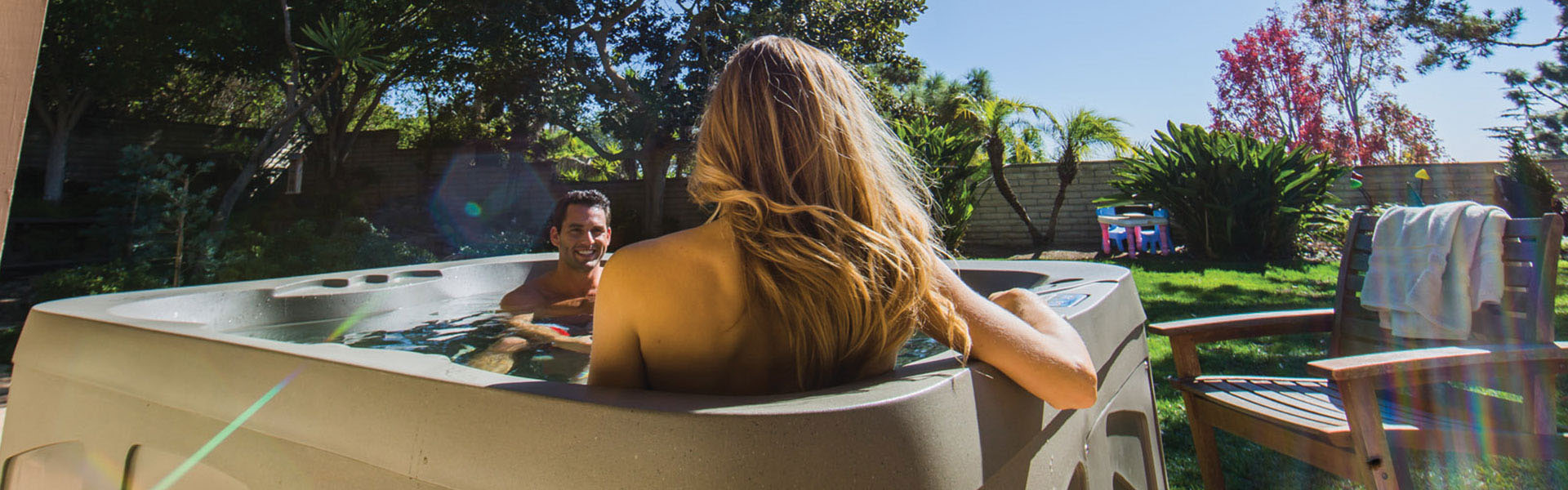 3 Tips to Boost Mood Naturally by Soaking in a Backyard Spa, 110 Volt Hot Tubs Clive