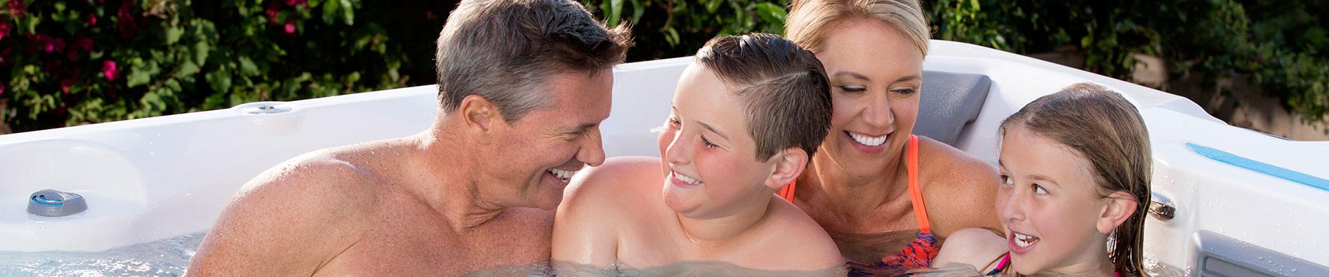 Burnsville Hot Tub, Swim Spa, Sauna Dealer Supports National Optimism Month