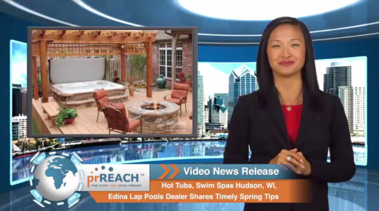 Hot Tubs, Swim Spas Hudson, WI Offers Backyard Planning Tips | Edina Spa Sale