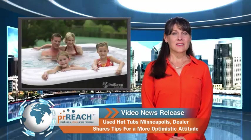Tips to be More Optimistic, Used Hot Tubs Minneapolis