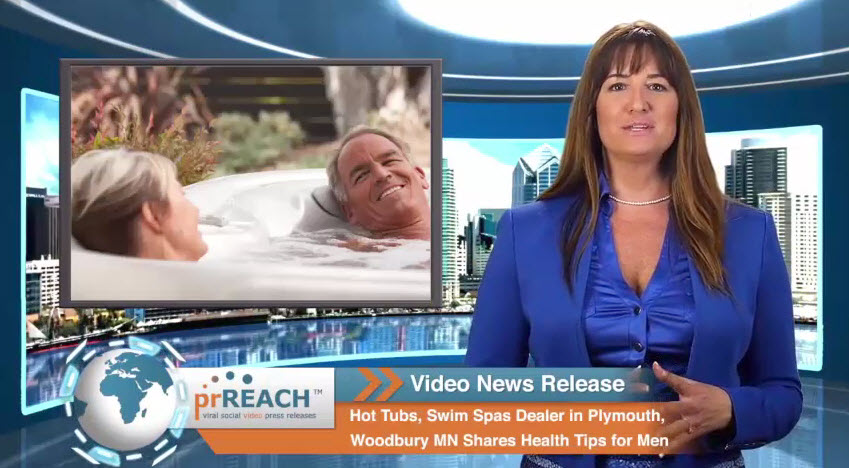 Health Tips for Men – Hot Tubs, Swim Spas Plymouth