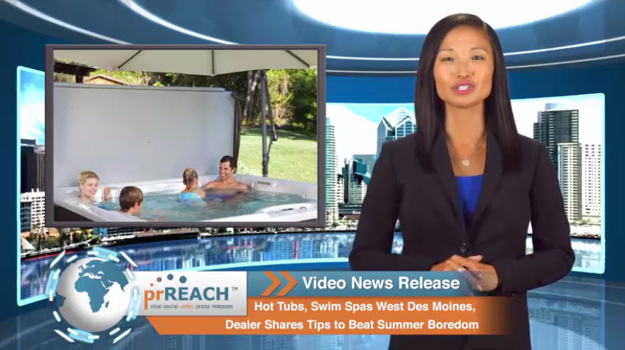 3 Low-Cost Ways to Beat Summer Boredom – Hot Tubs, Swim Spas West Des Moines