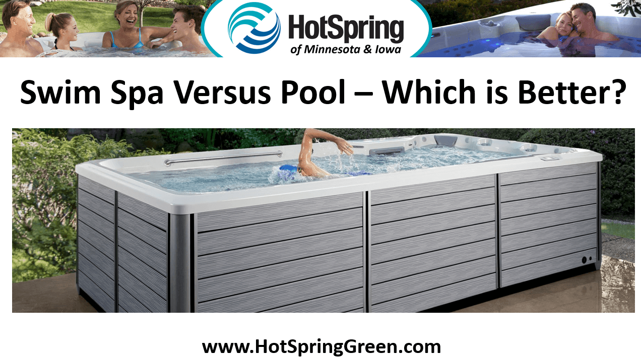 Lap Pool Versus Pool – Which is Better?, Swim Spas Des Moines