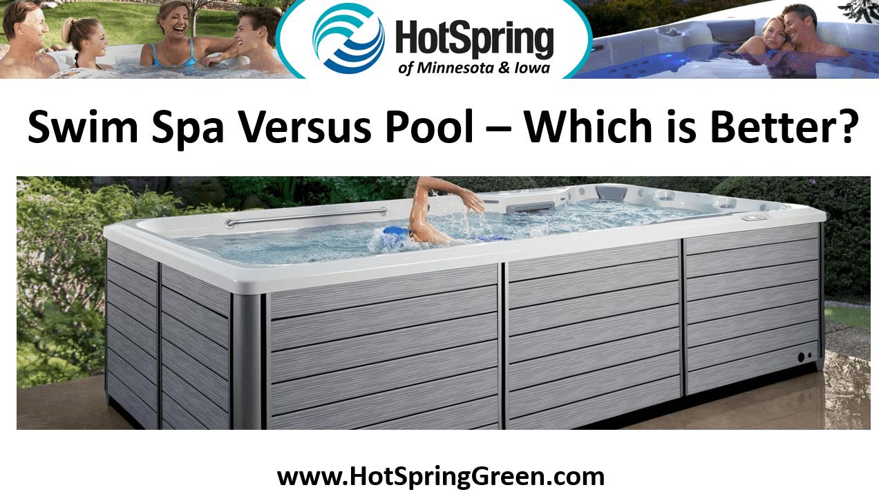Lap Pool Versus Pool – Which is Better?, Swim Spas Des Moines