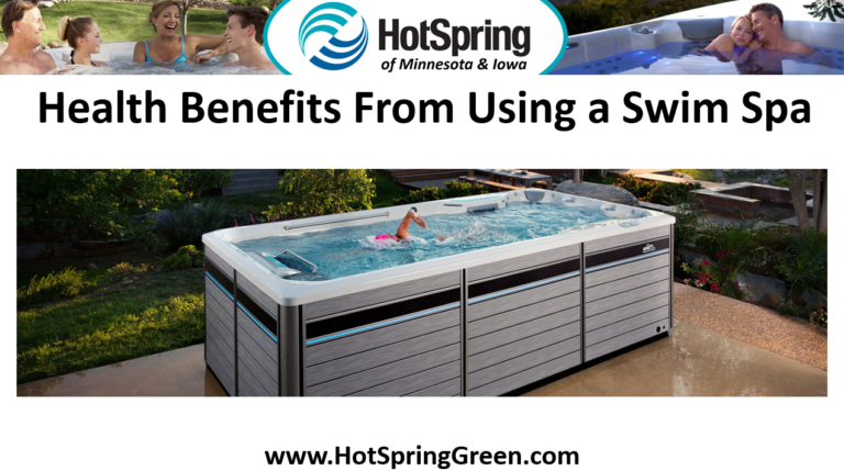 Health Benefits From Using a Lap Pool – Swim Spas Plymouth