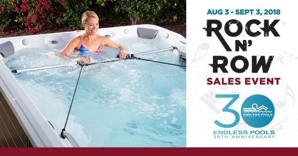 Rock and Row Sales Event!