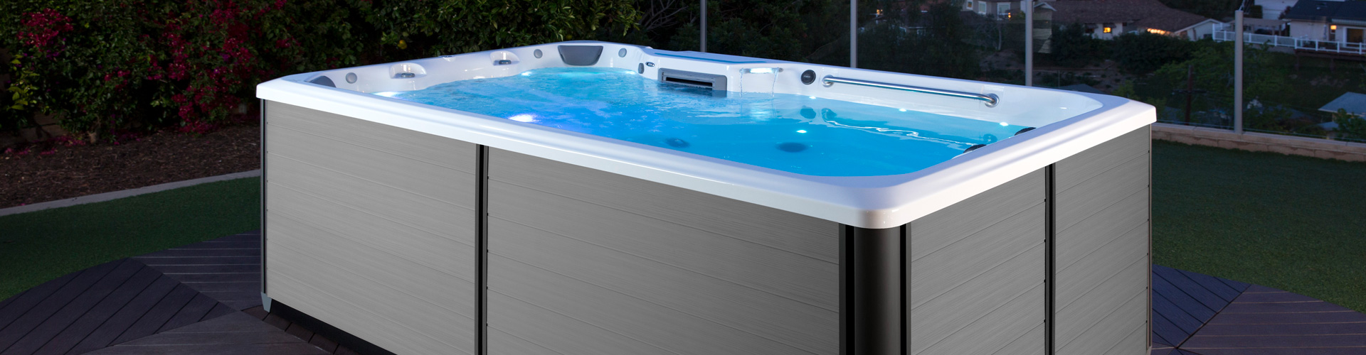 Swim Spas Arnolds Park, Lap Pools Dealer Shares 3 Surprising Benefits of the Modern Fitness Pool