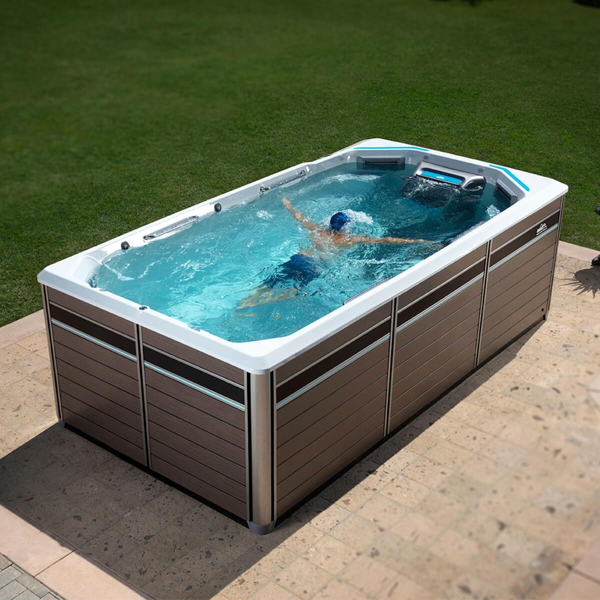 Get Swim Spa Pricing - Hot Spring Green