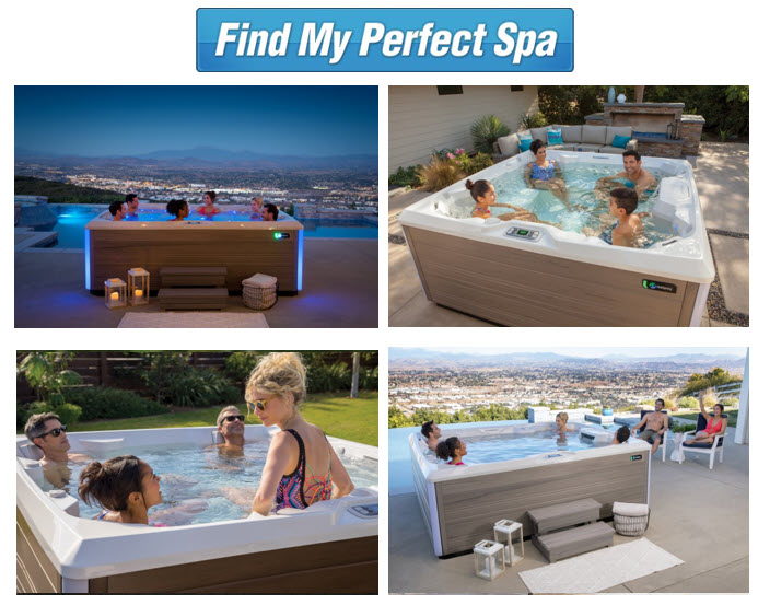 Hot Tub Clearance Sale / Hot Spring Spas - Hot Tubs, Swim Spas ...