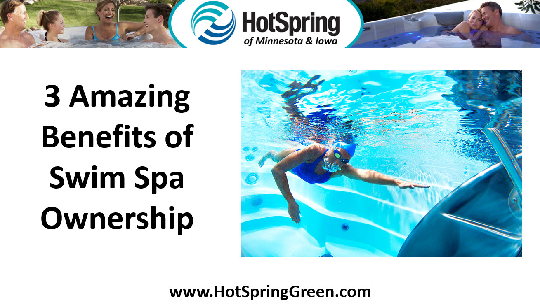 Swim Spas Woodbury