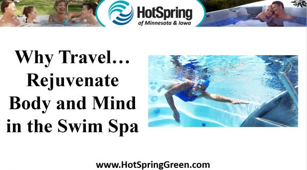 Swim Spas Minneapolis – Rejuvenate Your Body and Mind