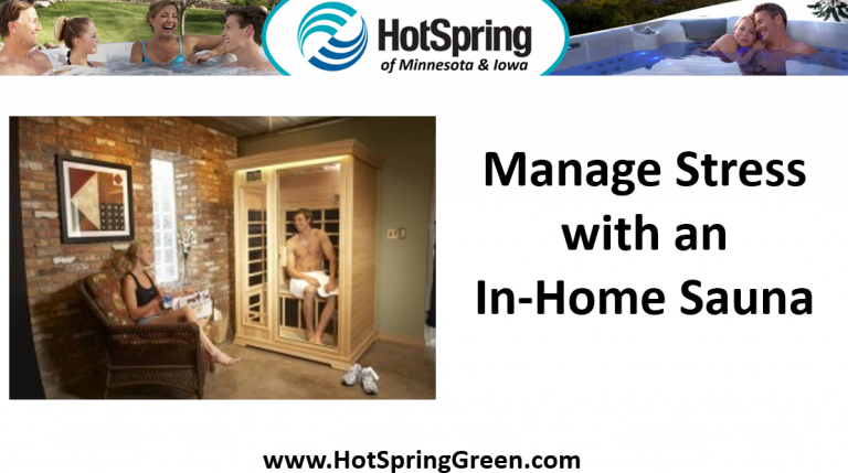 How an In-Home Sauna Can Help Manage Stress, Sauna Sale Near Me in Des Moines