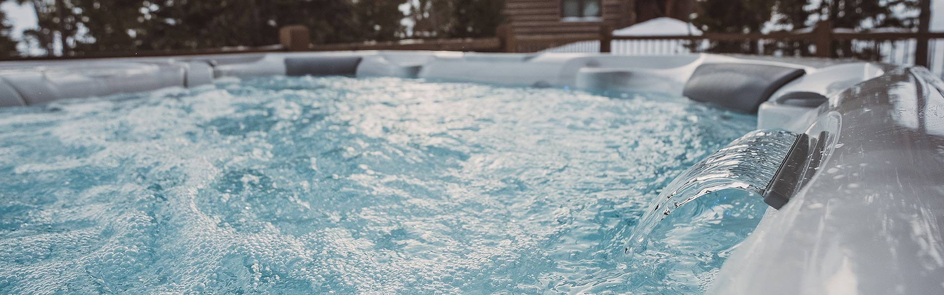 Hot Spring Hot Tubs Des Moines, Swim Spas Dealer Shares 3 Ways to Make a Winter Hot Tub Party Magical