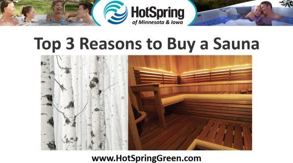 Top 3 Reasons to Buy a Sauna – Infrared Saunas Minneapolis