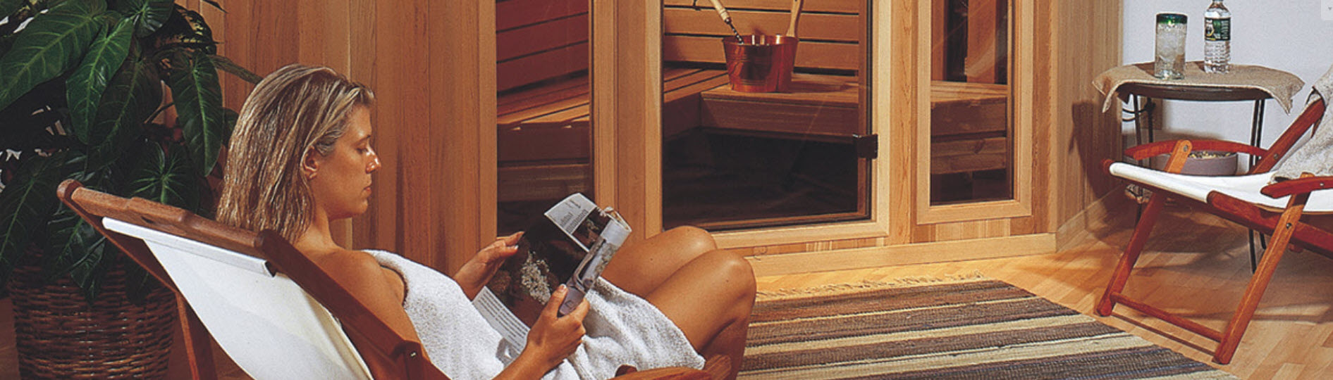 Rejuvenate Your Skin in an  Arnolds Park Outdoor Infrared Sauna