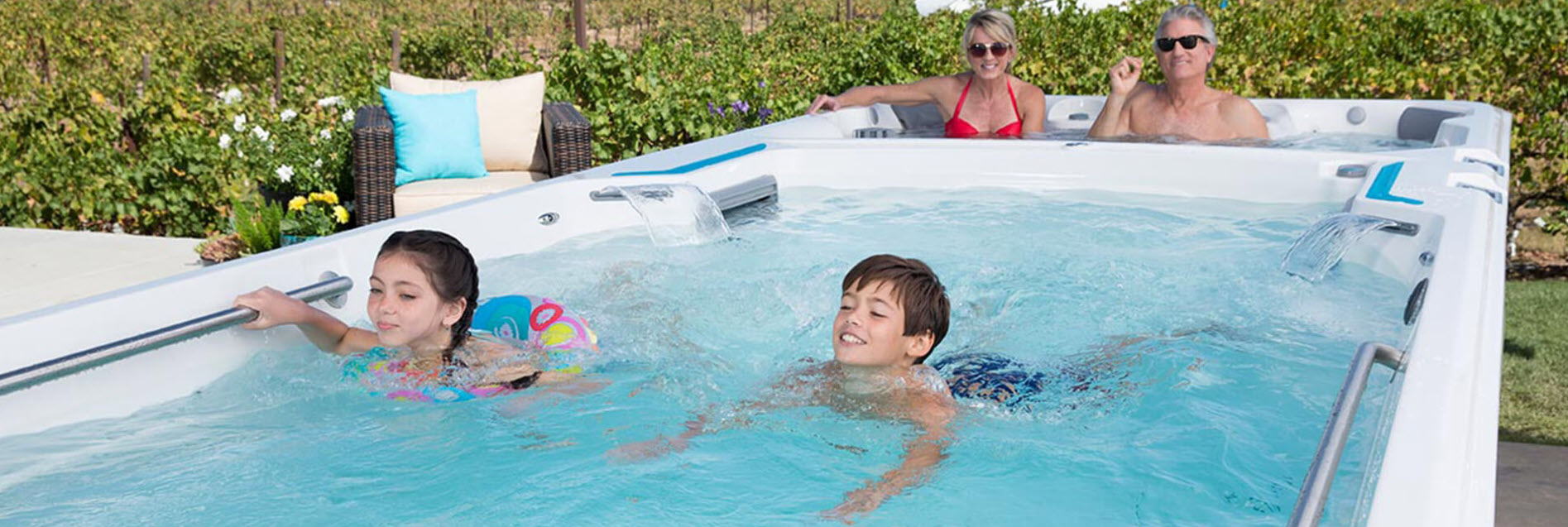 All Natural Arthritis Relief in a Lap Pool, Swim Spa Prices Minneapolis