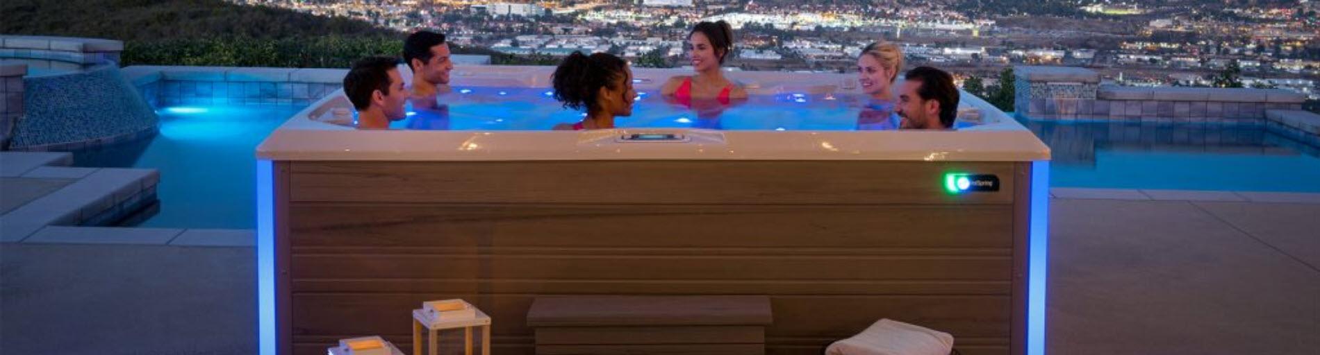 The Savviest Staycation Ever – Your Backyard Spa, Hot Tub Sale Iowa