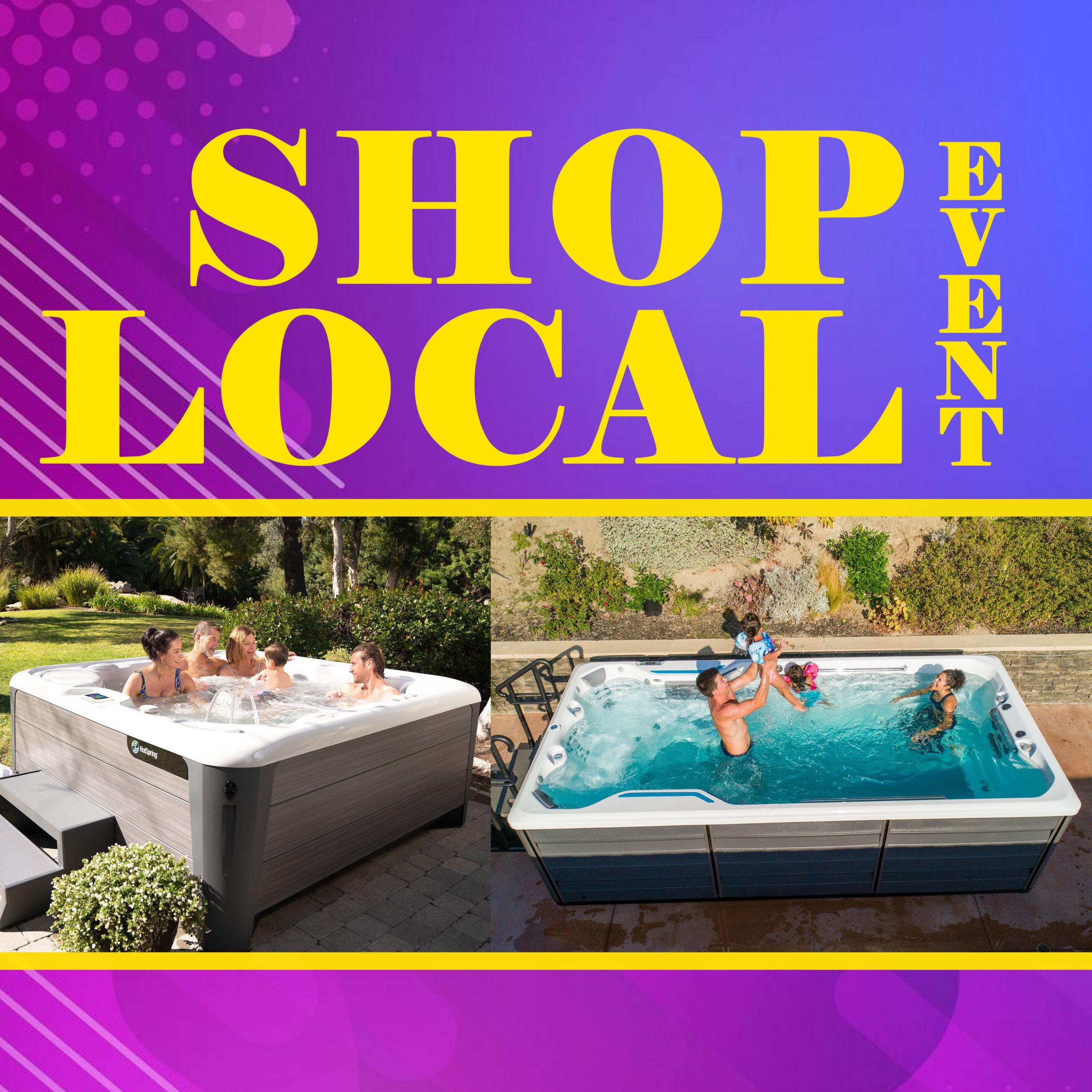 Shop Local Event!