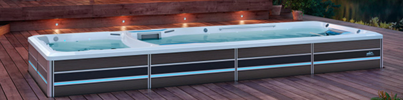 The Smartest Home Investment Yet, the Fabulous Lap Pool, Swim Spas Urbandale