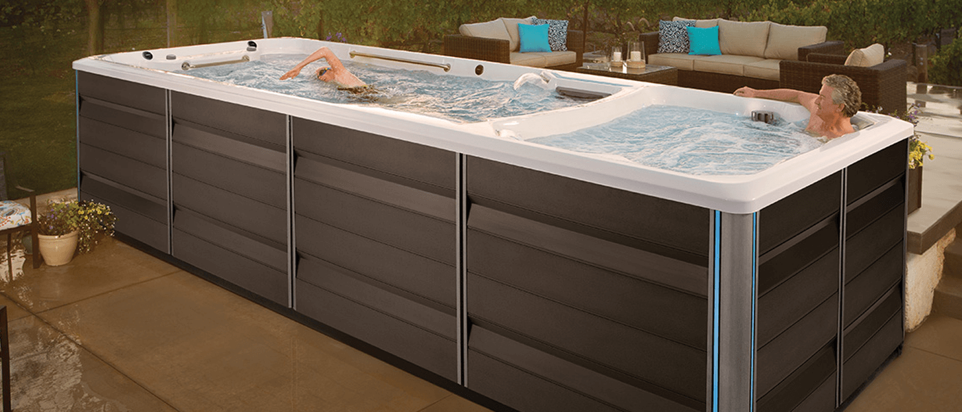 Improve Fitness Year-Round with a Swim Spa, Endless Lap Pool Store Plymouth MN